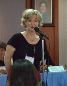 Susan  public speaking RSPC